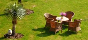 Garten geniessen und dabei Zeit sparen